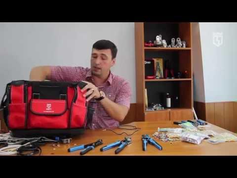 Видео 61668 КВТ Инструмент для снятия изоляции WS-04A