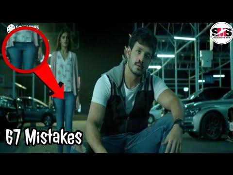 (67 Mistakes)In Mr. Majnu Full Dubbed Hindi Movie 2020 | Plenty Mistakes In Mr. Majnu-Akhil,Nidhhi