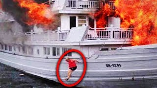 Narrated by Chills: http://bit.ly/ChillsYouTubeFollow Top15s on Twitter: http://bit.ly/Top15sTwitterFollow Chills on Instagram: http://bit.ly/ChillsInstagramFollow Chills on Twitter: http://bit.ly/ChillsTwitterIn this top 15 list, we look at some boat and ship fails that were caught on tape. Enjoy as we analyze what happened in these videos.Edited by: Kenneth CastanoWritten by: Shel SchillingsSources: https://pastebin.com/ZvmbDRztMusic:Kevin MacLeod (incompetech.com)Licensed under Creative Commons: By Attribution 3.0http://creativecommons.org/licenses/by/3.0/