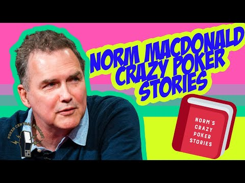 Poker Central Podcast - Ep. 7 | Norm Macdonald