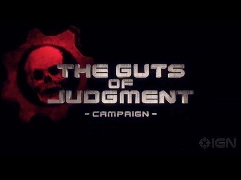 Gears of War: Judgement - Guts of Gears Trailer