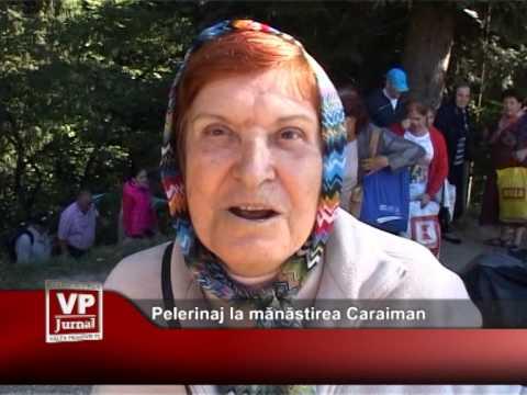 Pelerinaj la mănăstirea Caraiman