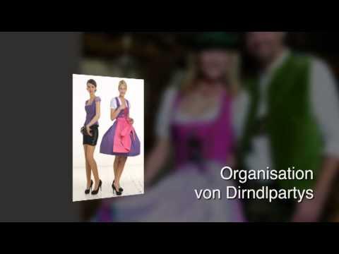 Dirndl - Gröbenzell Finest-Trachten.de / Alexander Erb & Georg Grahamer GbR