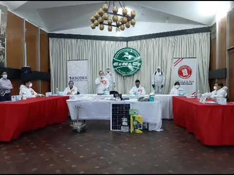 """Conferncia de Prensa """"Cómprale al Perú y salva una Mype"""""""