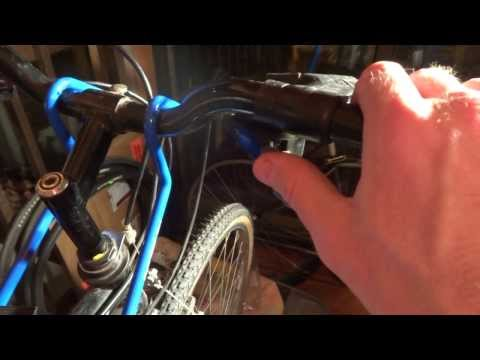 How To Repair Stiff Bike Shifters