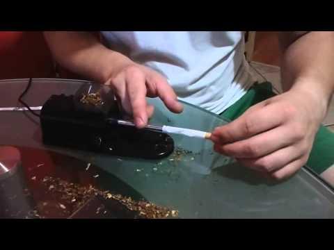 Elektromos Cigarettatöltő gép - Rendelés: jahrush00@gmail.com, ÁR: 7600 Ft.