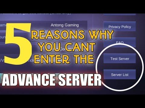 Mobile Legend Advance Server 2019   STAMP TV