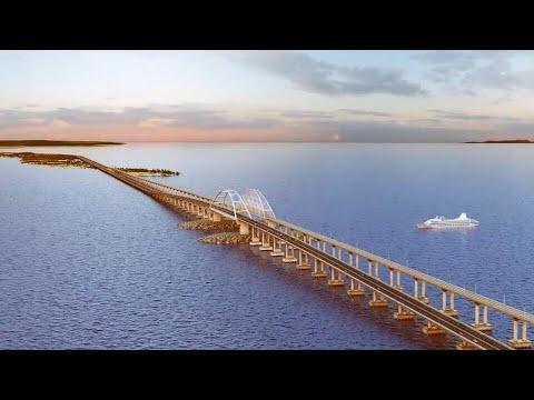 , title : 'Строительство Керченского моста июнь 2017 мост в Крым'