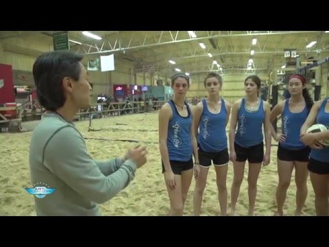 Avca Video Tip Of The Week: Beach Volleyball Drill Better Than Pepper