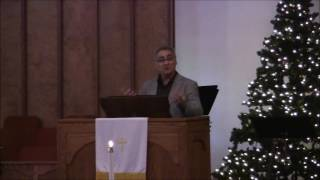 """Sermon: """"Just a Brief Reminder""""; Rev. Craig Wright, New Year's Reflection, January 1,"""