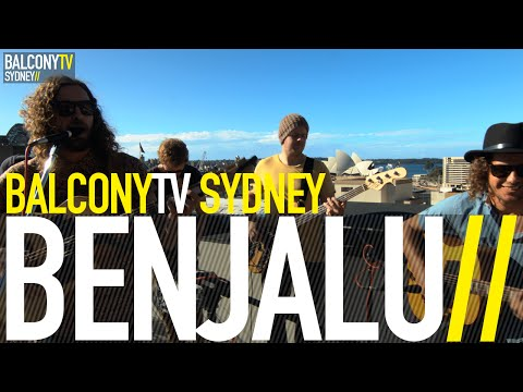 balconytv - BENJALU performs the song