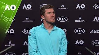Mischa Zverev press conference (4R) | Australian Open 2017