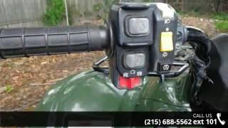5. 2008 Honda FourTrax® Rancher® 4x4 ES Utility - East Coa...