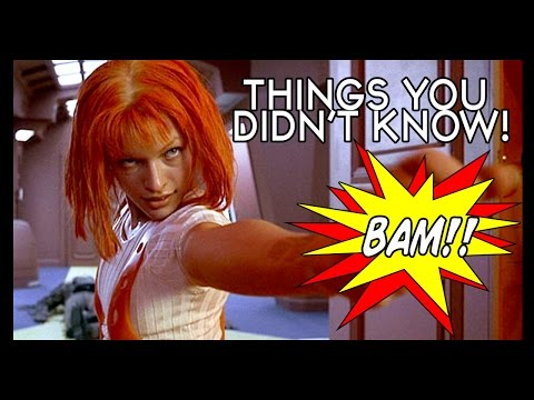 9 things you didnt know about the fifth element