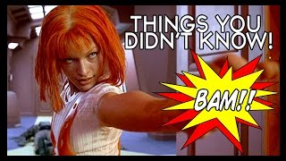 Video 9 Things You Didn't Know About The 5th Element! MP3, 3GP, MP4, WEBM, AVI, FLV September 2018