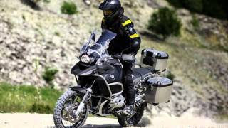 1. bmw r 1200 gs adventure triple black