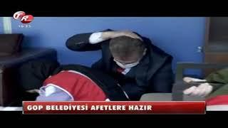 Deprem Simülasyon Tırı Gaziosmanpaşa'da - Tek Rumeli Tv