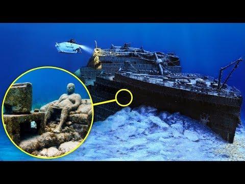 Bone-chilling Titanic Facts No One Knew