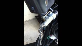 9. my SYM HD 200 won't start