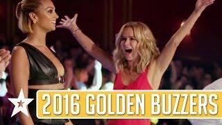 Video GOLDEN BUZZER Auditions On Britain's Got Talent 2016 MP3, 3GP, MP4, WEBM, AVI, FLV Juni 2019