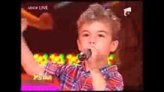 """Tiberiu Diyar Urak - Tarkan - """"Kiss kiss"""" - Next Star"""