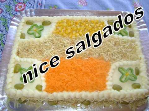 NICE SALGADOS
