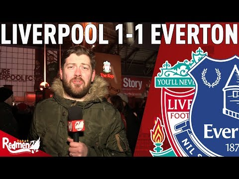 Dozy Dejan Costs Reds 3 Points!   Liverpool v Everton 1-1   Paul's Match Reaction