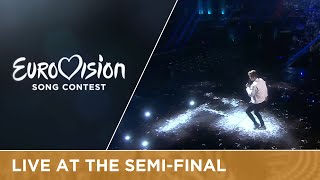 Download Lagu Donny Montell - I've Been Waiting For This Night (Lithuania) Live at Semi-Final 2 Mp3
