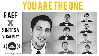 Video Raef - You Are The One Acapella ft. Sintesa | Vocals Only MP3, 3GP, MP4, WEBM, AVI, FLV Februari 2019