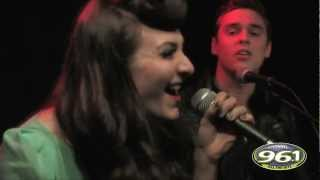 Karmin - Brokenhearted (iHeartRadio Charlotte)