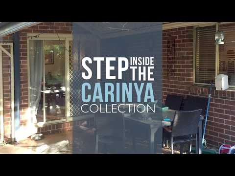 Carinya Select Bi-Fold Door - Home Transformation Before & After
