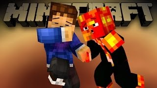 HORROR HUNGER GAMES! (Minecraft Hunger Games with Woofless and Preston!)