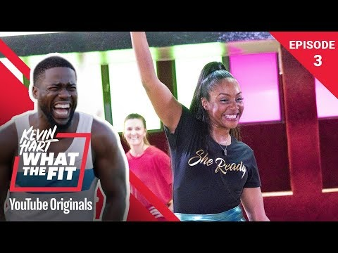 Roller Fitness with Tiffany Haddish | Kevin Hart: What The Fit Episode 3 | Laugh Out Loud Network - Thời lượng: 13:21.