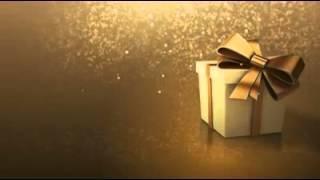 Golden Present Live Wallpaper YouTube video