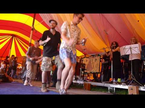 Whimwise - Train of thought - Glastonbury 2013