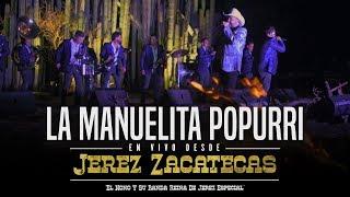 video y letra de La manuelita por El NONO y su Banda Reina de Jerez