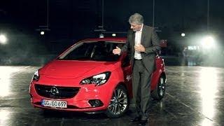 New 2015 Opel Corsa - World Premiere