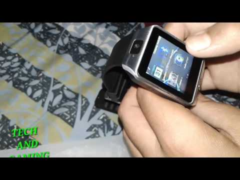 UNBOXING SMARTWATCH HUNT X07