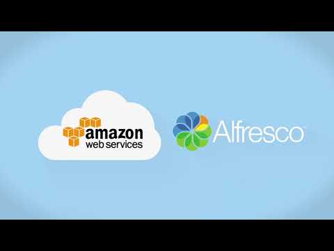 Alfresco Cloud Passeport on AWS : Ready !!!