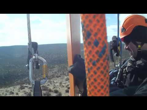 Turbine Cowboys on the Weather Channel Chooses Replay XD