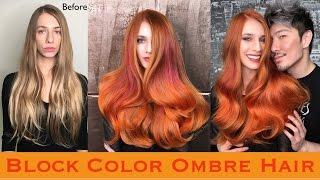 Video Block Color Ombre Hair MP3, 3GP, MP4, WEBM, AVI, FLV Oktober 2018