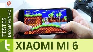 Xiaomi conseguiu trabalhar no Mi 6 de tal forma que o desempenho proporcionado pelo Snapdragon 835 colocam o smartphone...