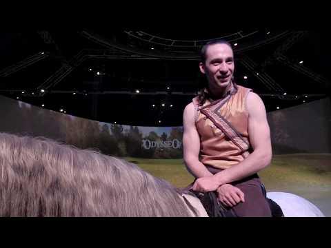 Жеребцы-красавцы в шоу Odysseo — до 16-го!