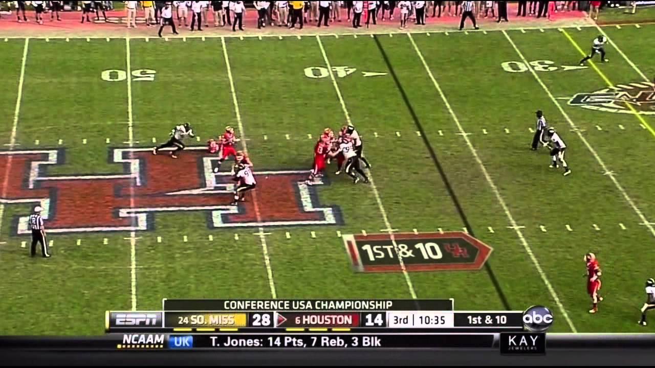 Jamie Collins vs Houston (2011)
