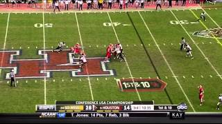 Jamie Collins vs Houston (2011)