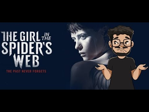 Reseña: The Girl in the Spider's Web (2018)
