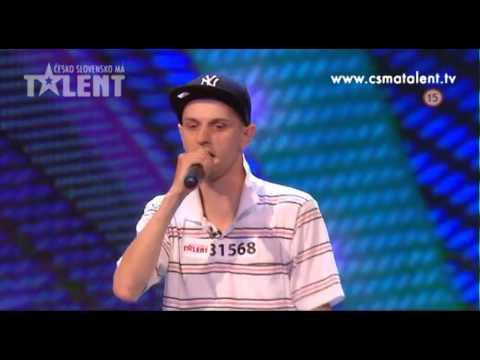 Jeffrey Jones | Česko Slovensko má talent