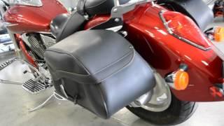 7. 2006 HONDA VTX 1300 TOURER @ iMotorsports A1146