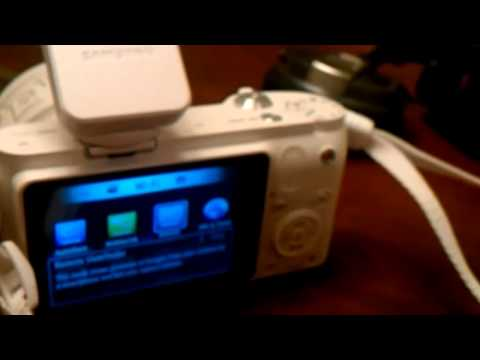 brief Samsung NX1000 review