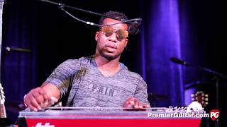 Article & photos: http://bit.ly/RandolphRR2017 PG met with Robert Randolph, undisputed jam king of the pedal steel before his recent Nashville gig at 3rd and...